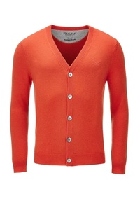 FTC Herren Strickjacke HS2063 , Orange, XXL