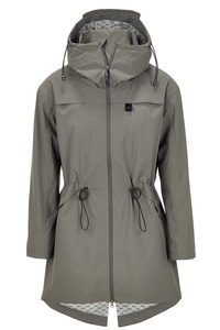 Regenparka Special Edition, olive, M