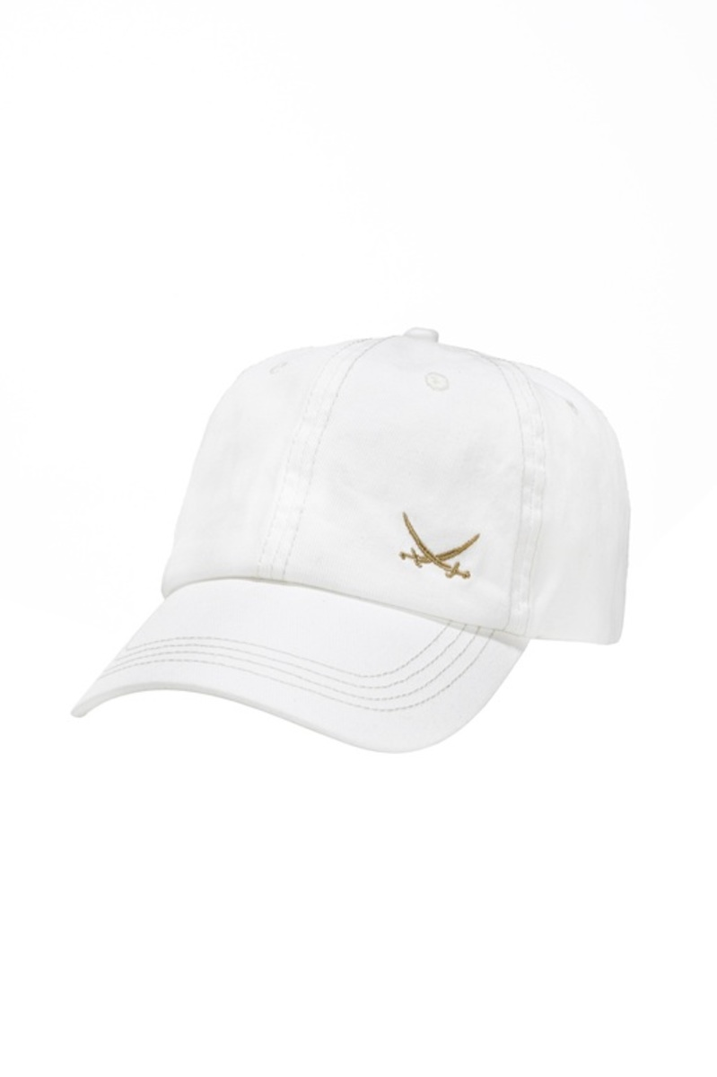 Cap Leise , offwhite, one size