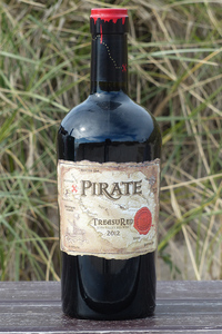 2012 La Sirena Pirate TreasuRed 0,75l