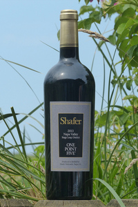 2013 Shafer One Point Five Cabernet Sauvignon 0,75l