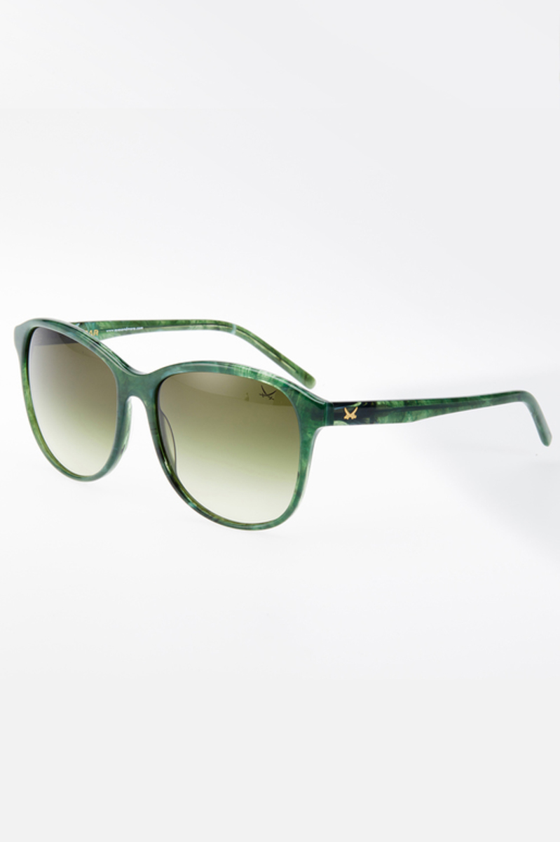 Damen Brille Jöljarm , GREEN