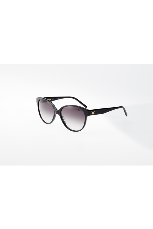 Damen Brille Haarwerlön , BLACK