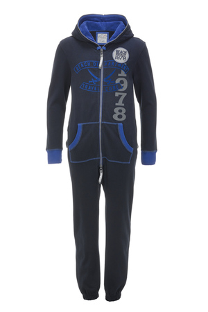 Jumpsuit SANSIBAR TRAVEL , navy, S