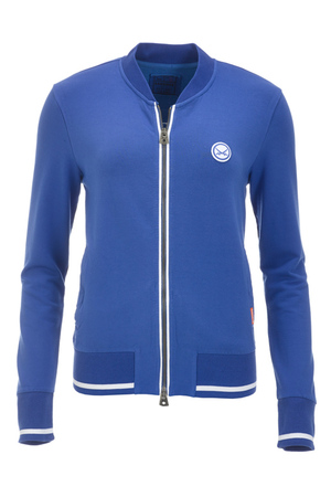 Damen Sweatjacke BEACH PIRATES UNITED , blue, S