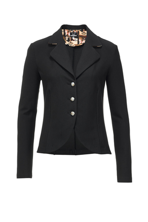 Damen Blazer Stretch WEINKELLER , black, XL