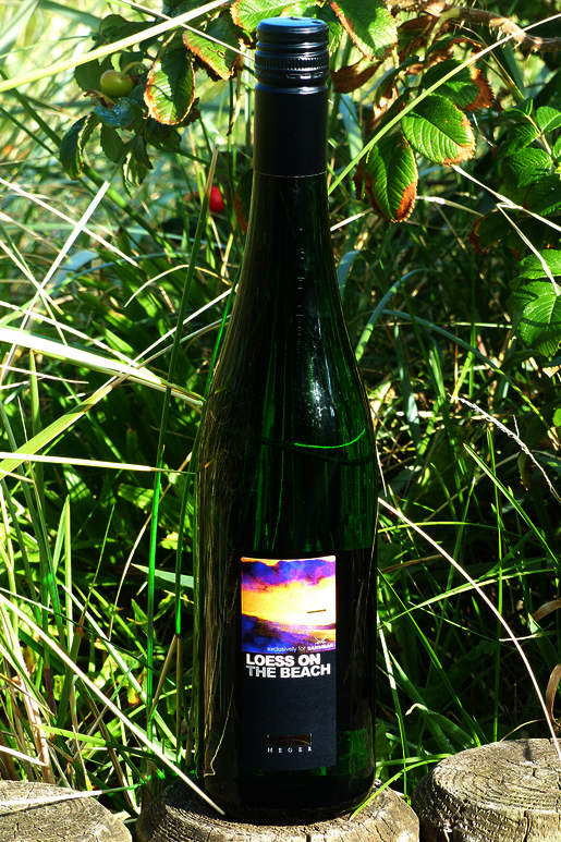 "2015 Heger Loess on the Beach Weisswein Cuvee ""only Sansibar"" 0,75l"