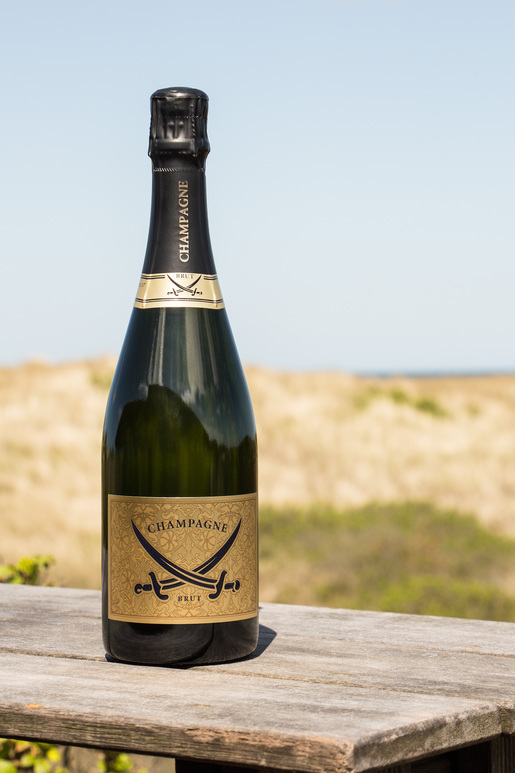"Champagne Louis d'Or ""only Sansibar"" 0,75l"