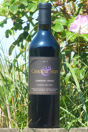2013 Crocker & Starr Wines  Carbernet Franc 0,75l