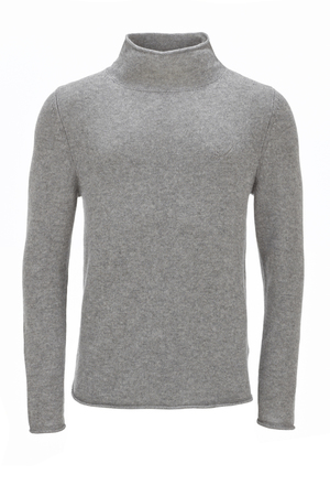 FTC Herren Pullover Turtleneck HS2074 , black, M