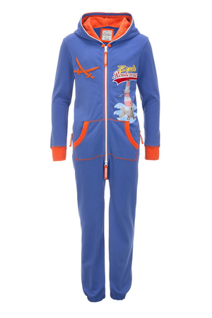Jumpsuit BEACH RENDEZVOUS , blue, M