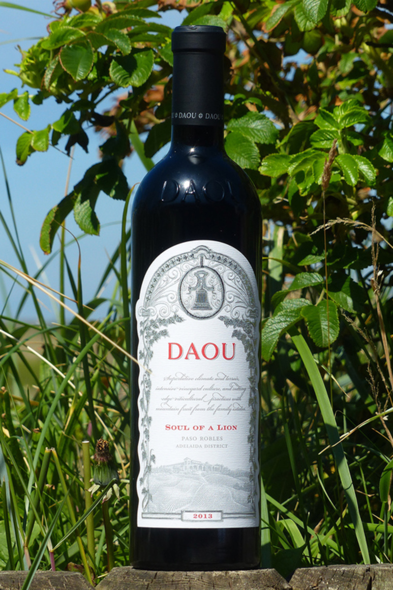 2013 Daou Soul of a lion 0,75Ltr