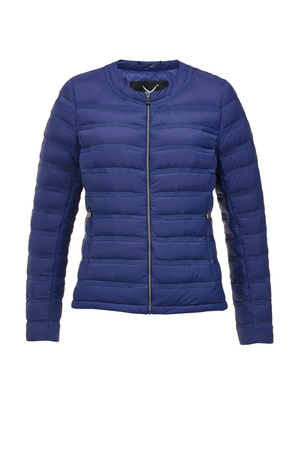 Damen Light Daunenjacke TAPE , blue, XXL