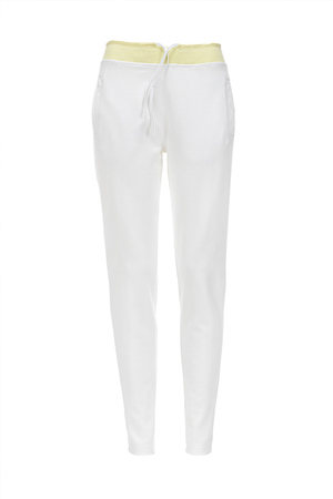Damen Sweathose SWORDS , white, M
