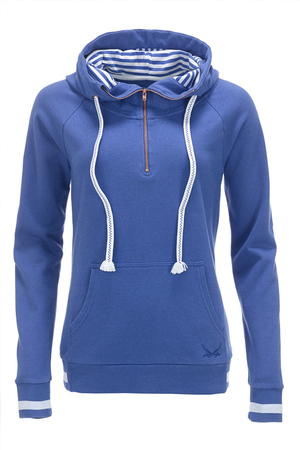 Damen Hoody EVERY SUMMER , peach, L