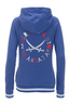 Damen Hoody EVERY SUMMER , blue, XXS