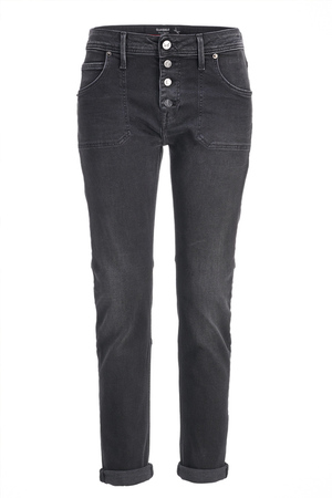 Damen Jeans Tira 6515_5662_486 , dark used, 29/32
