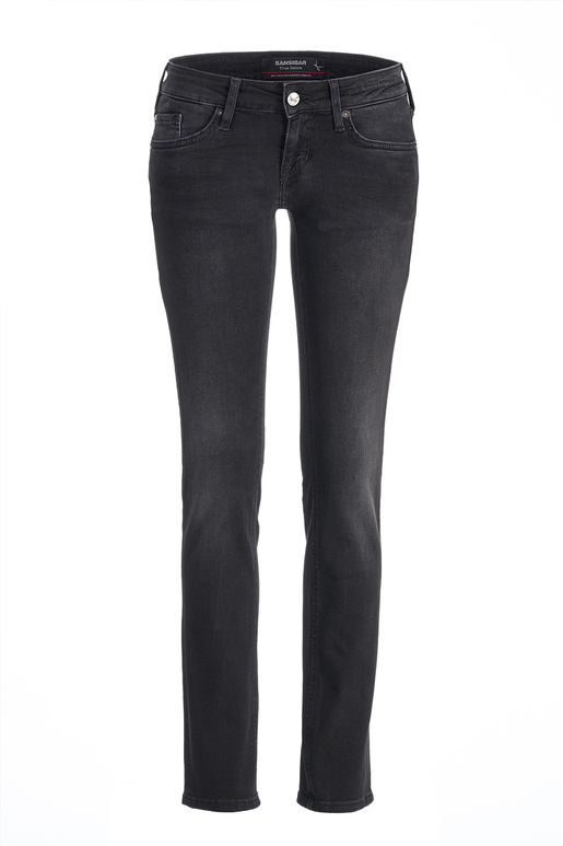 Damen Jeans Kea Skinny 6588_5662_486 , dark used, 25/34