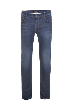 Herren Jeans Raven Tapered 6116_5669_94 , rinse washed, 38/34