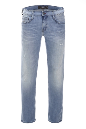 Herren Denim Raven Tapered 6116_5641_052 , SUPER STONE, 34/34