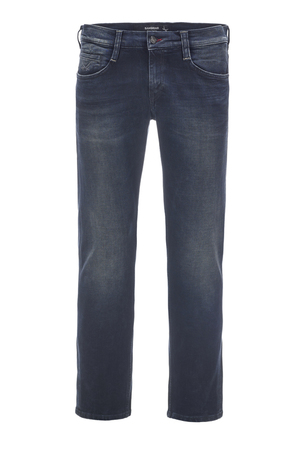 Herren Denim Raven Tapered 6116_5699_076 , stone, 31/34