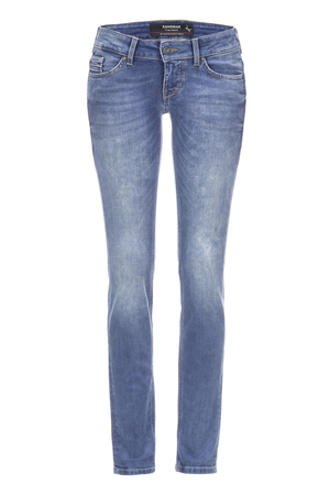 Damen Denim Kea Skinny 6588_5740_052 , SUPER STONE, 25/32