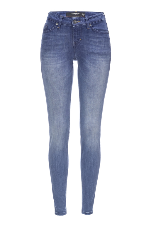 Damen Denim Elin Jeggins 6596_5740_072 , stone, 25/34