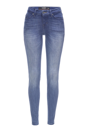Damen Denim Elin Jeggins 6596_5740_072 , stone, 29/32