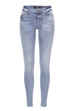 Damen Denim Elin 6586_5728_020 , dunkelgrau, 25/34