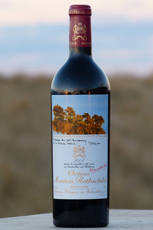 2004 Chateau Mouton Rothschild 1er Grand Cru Classé 0,75l