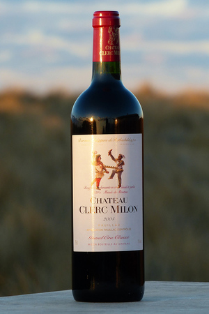 2004 Chateau Clerc Milon  5 Grand Cru Classé 0.75 l