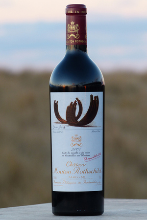 2007 Chateau Mouton Rothschild 1er Grand Cru Classé 0,75l