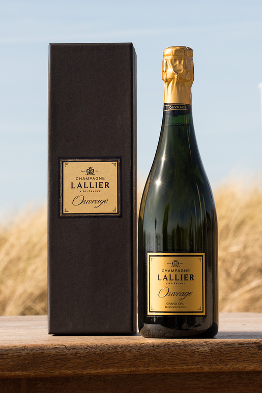 Lallier Cuvee Ouvrage Grand Cru 0,75 Ltr.
