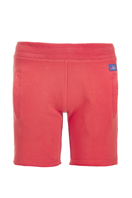 Kinder Sweatshorts SNB , red, 128/134