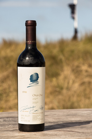 "1989 Mondavi/Rothschild  ""Opus One"" 0,75l"