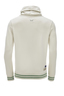 Herren Sweater BEACH PIRATES UNITED , offwhite, XS