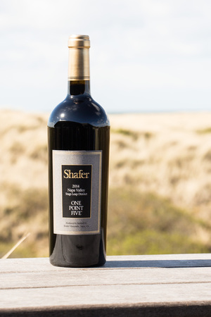 2014 Shafer One Point Five Cabernet Sauvignon 15,5% Vol. 0,75l