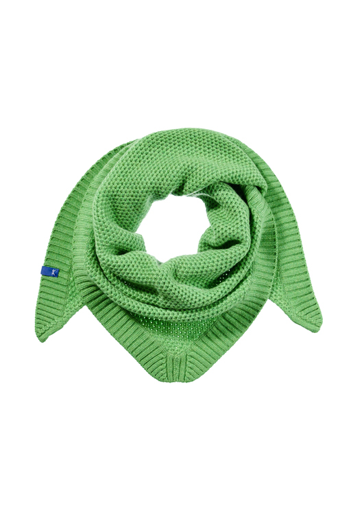 FTC Dreieckstuch , green, one size
