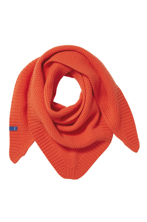 FTC Dreieckstuch , Orange, one size