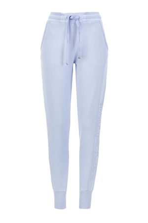 Damen Sweatpants BEACH PIRATES UNITED , white, XXS