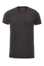 Herren T-Shirt PIMA COTTON Crew-Neck , black, XXL