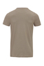 Herren T-Shirt PIMA COTTON Crew-Neck , greige, XXXL