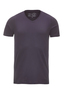 Herren T-Shirt PIMA COTTON V-Neck , navy, XS