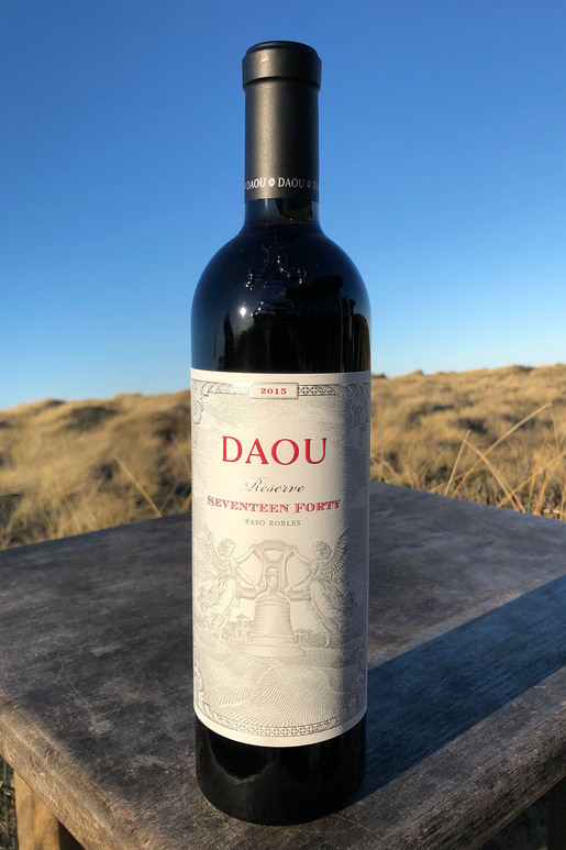 2015 DAOU Reserve Seventeen Forty 0.75 l