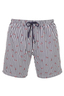 Herren Swimshorts MATT , white/ navy, XS
