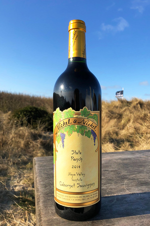 2014 Nickel & State Ranch Vineyard Cabernet Sauvignon 0,75l