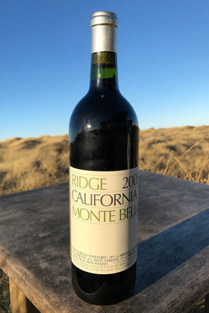 2005 Ridge Monte Bello 0.75 l