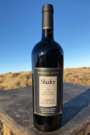 1995 Shafer Hillside Select Cabernet Sauvignon 0.75 l