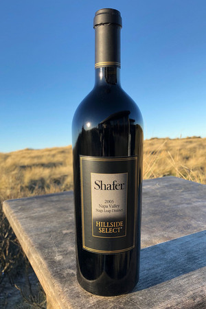 2005 Shafer Hillside Select Cabernet Sauvignon 0.75 l