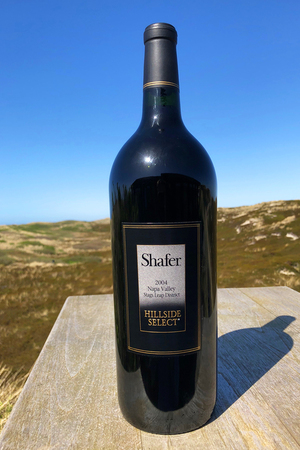 2004 Shafer Hillside Select Cabernet Sauvignon Magnum 15,0% Vol. 1,5l